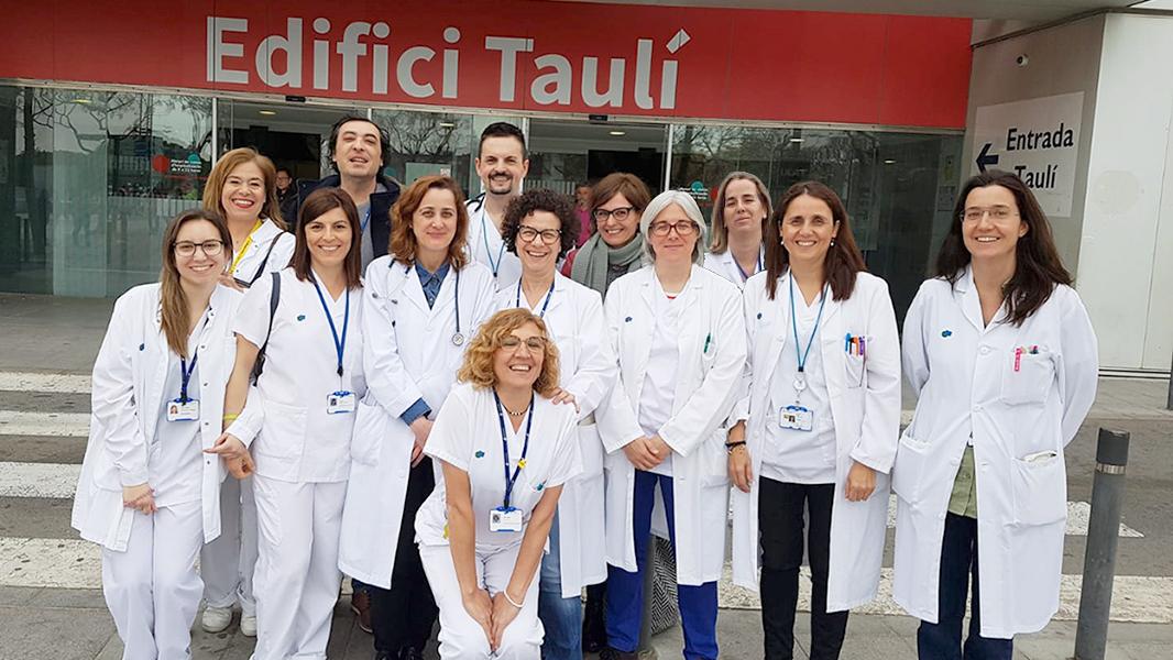 La Unitat del Son del Parc Taulí, reacreditada per la SEPAR com a Unitat Multidisciplinària d'Alta Complexitat